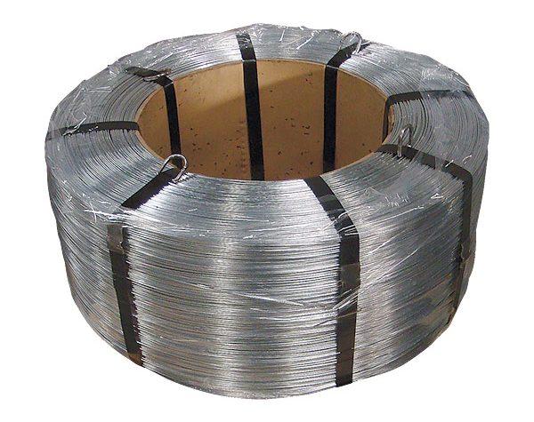 alambre galvanizado para agricultura e industria