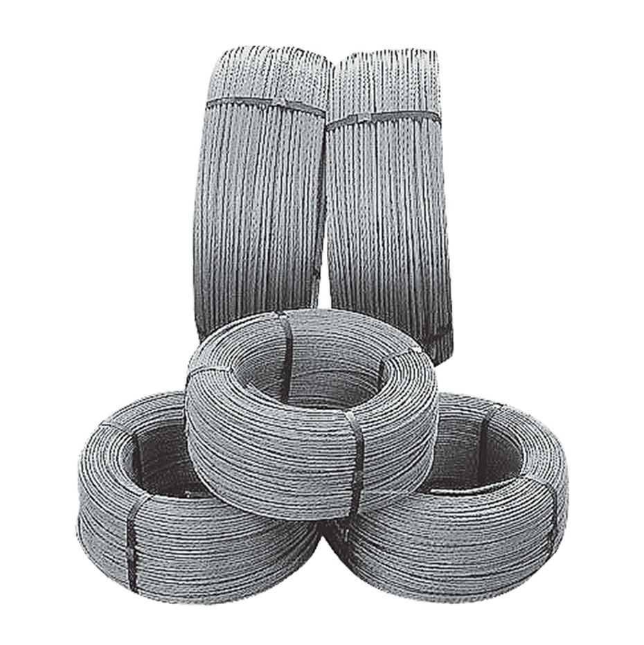 Trenza y cordón de acero galvanizado - Trefilados Urbano