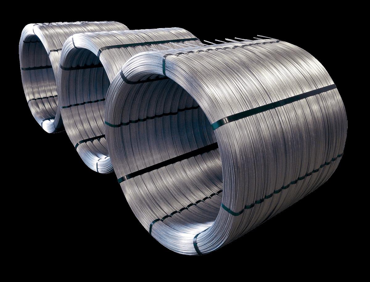 Alambre Urzinal (zinc + aluminio) - Trefilados Urbano
