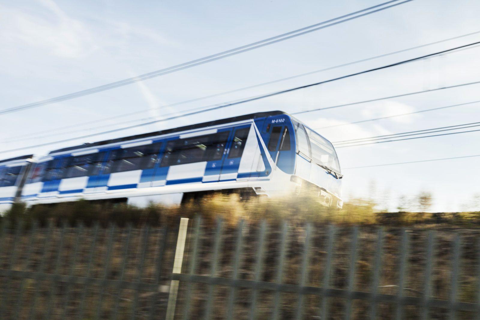Alambres para el sector ferroviario
